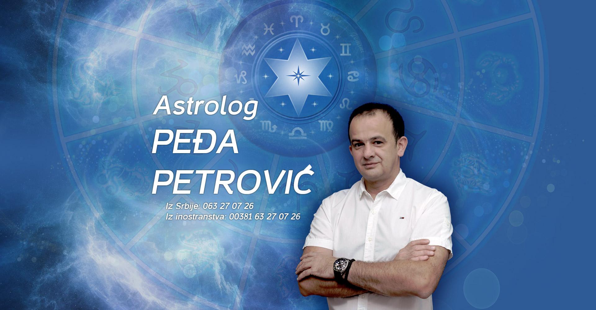 astrolog pedja petrovic horoskop